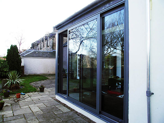 A Patio Door Provides Easy Access To Your Outdoor Area